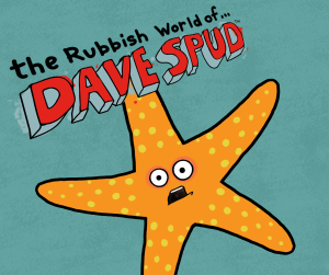 The Rubbish World of Dave Spud