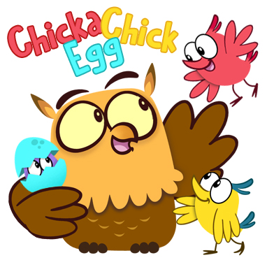 Chicka Chick Egg