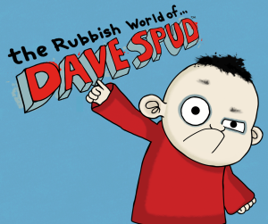 CITV commission second series of The Rubbish World of Dave Spud