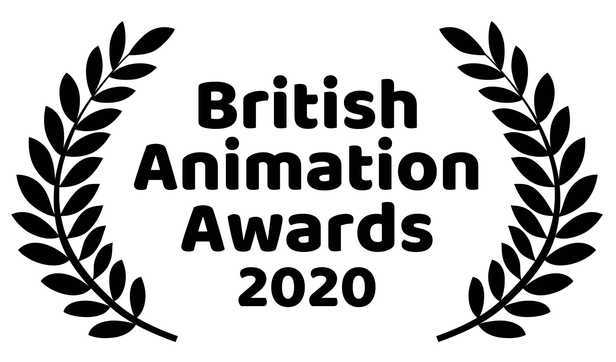 Dave Spud Nominated for three British Animation Awards